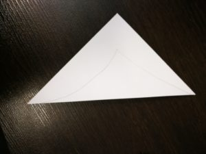 Шаблон ангела для вырезания из бумаги распечатать