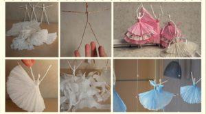 Шаблон балерины: скачать, распечатать и вырезать
